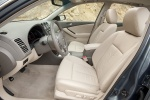 Picture of 2011 Nissan Altima Hybrid Front Seats in Blonde
