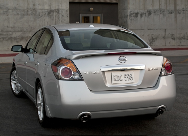 2012 Nissan Altima 3.5 SR Picture
