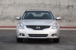2012 Nissan Altima 3.5 SR in Brilliant Silver Metallic - Static Frontal View