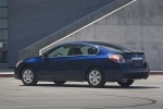 2012 Nissan Altima 2.5 in Navy Blue Metallic - Static Rear Left Three-quarter View