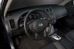 Picture of 2012 Nissan Altima Sedan Interior in Charcoal