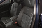 2012 Nissan Altima Sedan Front Seats in Charcoal