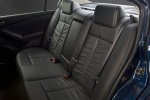 Picture of 2012 Nissan Altima Sedan Rear Seats in Charcoal