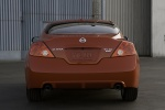 2012 Nissan Altima Coupe 3.5 SR in Red Alert - Static Rear View