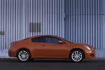 2012 Nissan Altima Coupe 3.5 SR in Red Alert - Static Side View