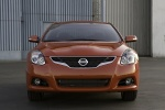 2012 Nissan Altima Coupe 3.5 SR in Red Alert - Static Frontal View