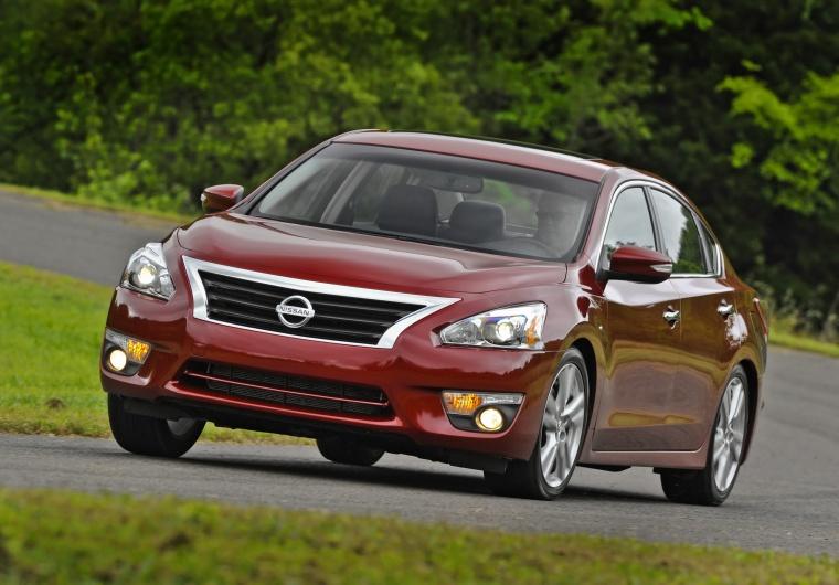 2013 Nissan Altima Sedan 3.5 SL Picture