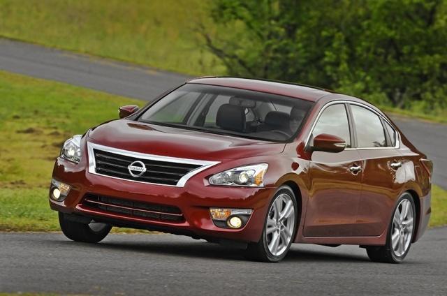 2013 Nissan  Altima Picture