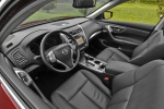 Picture of 2013 Nissan Altima Sedan 3.5 SL Interior in Charcoal