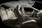 Picture of 2013 Nissan Altima Sedan 3.5 SL Interior in Blond
