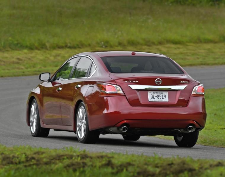 2014 Nissan Altima Sedan 3.5 SL Picture
