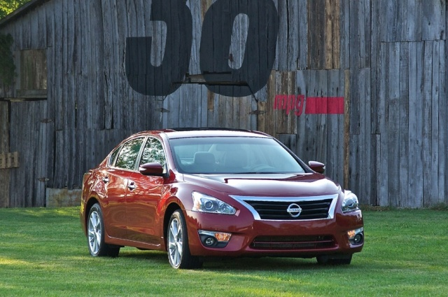 2014 Nissan  Altima Picture