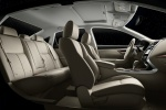 Picture of 2014 Nissan Altima Sedan 3.5 SL Interior in Beige