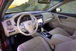 Picture of 2015 Nissan Altima Sedan 2.5 SV Interior in Beige