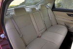 Picture of 2015 Nissan Altima Sedan 2.5 SV Rear Seats in Beige