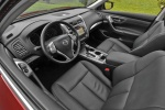 Picture of 2015 Nissan Altima Sedan 3.5 SL Interior in Charcoal