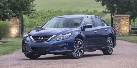 2017 Nissan Altima 2.5 S, SR, SV, SL, 3.5 V6 Review
