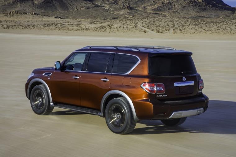 2017 Nissan Armada Platinum Picture