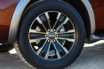 Picture of a 2017 Nissan Armada Platinum's Rim