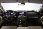 Picture of 2018 Nissan Armada Platinum Cockpit in Almond
