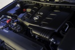 Picture of a 2019 Nissan Armada Platinum's 5.6-liter V8 Engine
