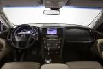Picture of 2019 Nissan Armada Platinum Cockpit in Almond