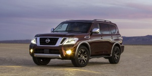 2019 Nissan Armada Pictures