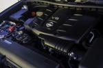 Picture of a 2020 Nissan Armada Platinum's 5.6-liter V8 Engine