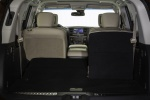 Picture of a 2020 Nissan Armada Platinum's Trunk