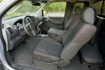 2010 Nissan Frontier King Cab PRO-4X 4WD Front Seats