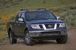 2010 Nissan Frontier Crew Cab PRO-4X 4WD in Navy Blue - Static Front Right View