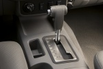 2010 Nissan Frontier Crew Cab PRO-4X 4WD Gear Lever