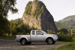2012 Nissan Frontier King Cab PRO-4X 4WD in Brilliant Silver - Static Side View