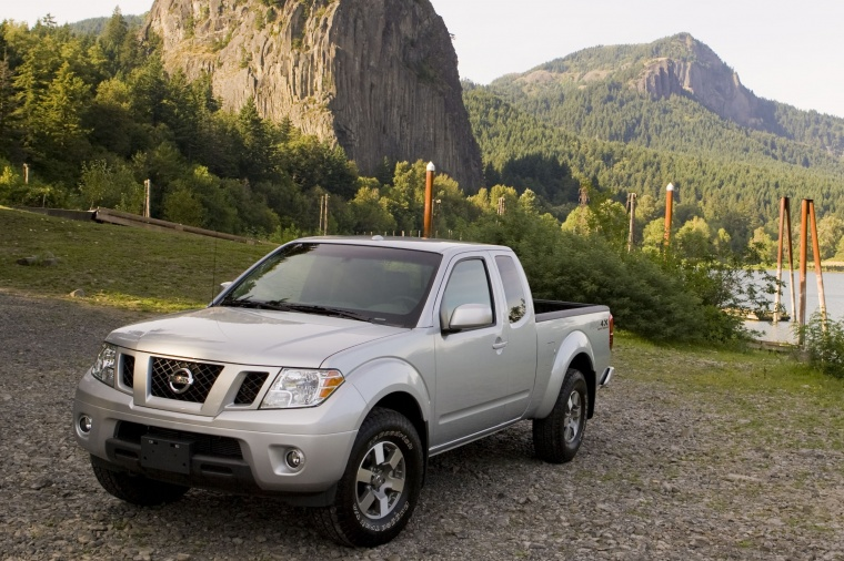 2014 nissan frontier king cab pro 4x 4wd picture pic image. Black Bedroom Furniture Sets. Home Design Ideas