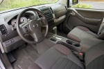 2015 Nissan Frontier King Cab PRO-4X 4WD Interior