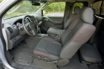 2015 Nissan Frontier King Cab PRO-4X 4WD Front Seats