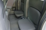2015 Nissan Frontier King Cab PRO-4X 4WD Rear Seats