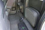 2015 Nissan Frontier King Cab PRO-4X 4WD Rear Seats Folded