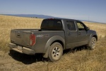 Picture of 2015 Nissan Frontier Crew Cab PRO-4X 4WD in Night Armor