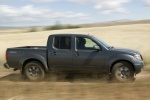 2015 Nissan Frontier Crew Cab PRO-4X 4WD in Night Armor - Driving Side View