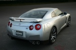 Picture of 2011 Nissan GT-R Coupe in Super Silver 3-Coat Metallic