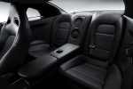 Picture of 2011 Nissan GT-R Rear Seats in Black