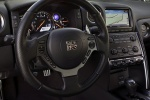 Picture of 2013 Nissan GT-R Coupe Steering-Wheel