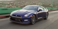 2013 Nissan GT-R Premium V6 Turbo, Black Edition, GTR Pictures