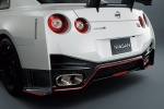 Picture of 2015 Nissan GT-R NISMO Rear Fascia