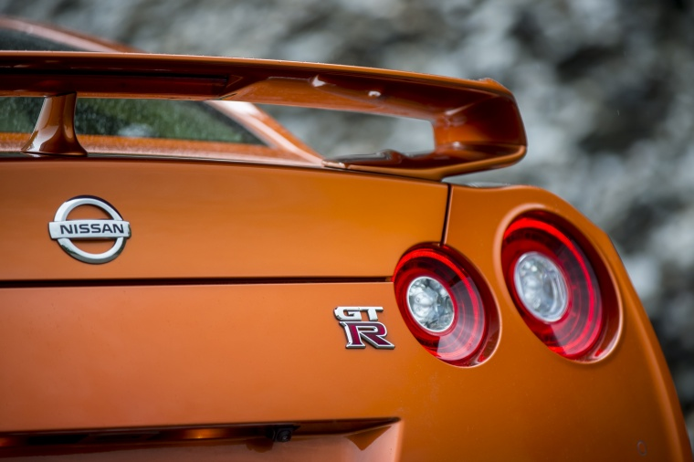 2017 Nissan GT-R Coupe Premium Tail Light