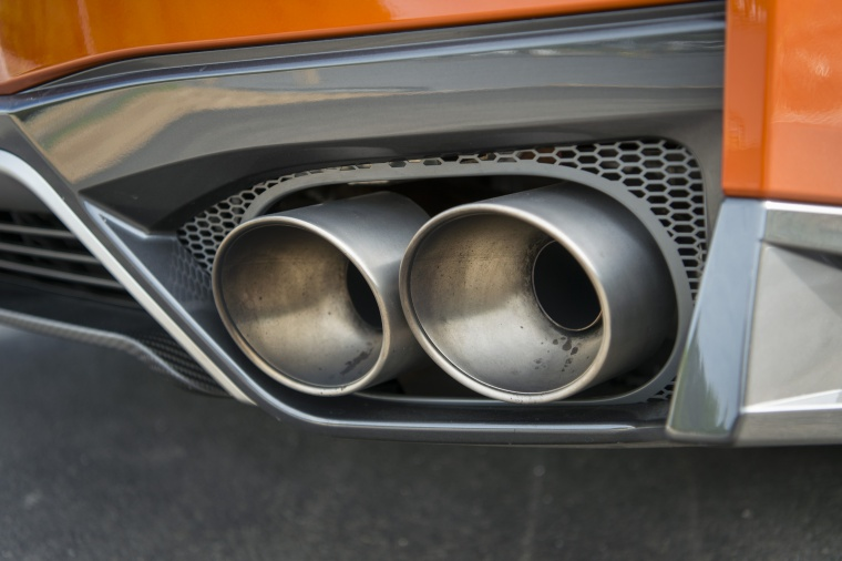 2017 Nissan GT-R Coupe Premium Exhaust Tip