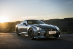 2017 Nissan GT-R Coupe Premium in Gun Metallic - Static Front Right View