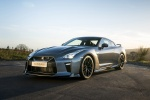 2017 Nissan GT-R Coupe Premium in Gun Metallic - Static Front Left View