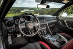 2017 Nissan GT-R Coupe Track Edition Interior